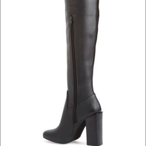Jeffrey Campbell Perouze thigh high boots